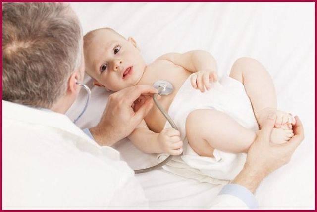Тахикардия у новорожденного ребенка причины
