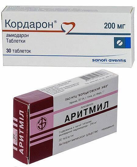 Топ-лист антиаритмических препаратов - подбираем эффективное лекарство от аритмии