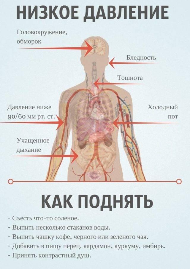 Лекарства при тахикардии при пониженном давлении