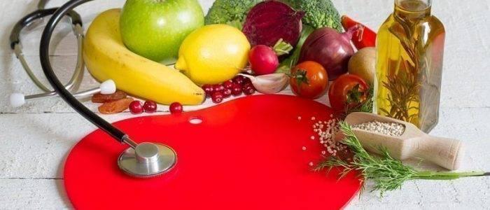 Как питаться при тахикардии: полезные и вредные продукты, рацион питания на день