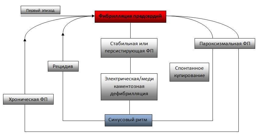 Препараты от аритмии и тахикардии