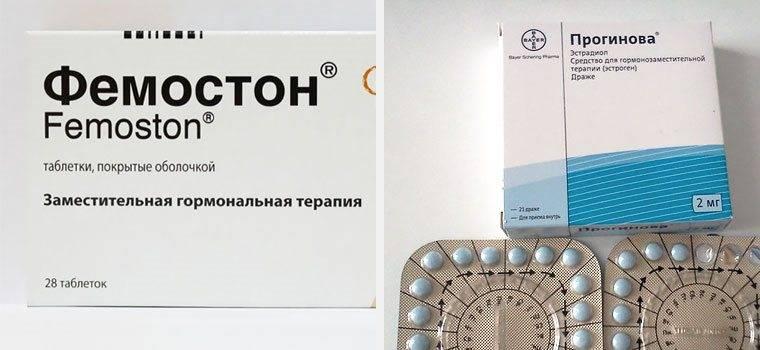 Тахикардия при климаксе препараты